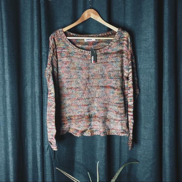 🌻SUMMER SALE🌻 New Garage Knit Sweater